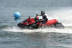 watersport Royaltyfri Foto