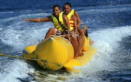 Watersports. Photos stock