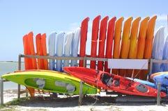 Watersports auf dem Golf Stockfotografie