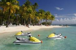 Watersports do Cararibe Imagens de Stock