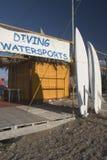 Watersports Shack Stock Image