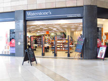 Waterstones book store. Royalty Free Stock Photos