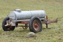 Watertank royalty-vrije stock afbeelding