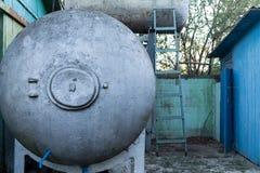 Watertank Royalty-vrije Stock Foto