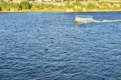 Watertaxi op de Rivier van Colorado, Laughlin, Nevada, de V.S. Stock Fotografie