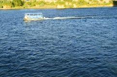 Watertaxi op de Rivier van Colorado, Laughlin, Nevada, de V.S. Royalty-vrije Stock Foto's