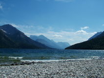 Waterton Beach Royalty Free Stock Image