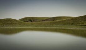 Waterton krajobraz Zdjęcia Stock