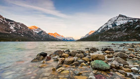 Waterton Lake National Park Stock Photos