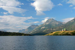 Waterton Lake - Waterton, Alberta Stock Image