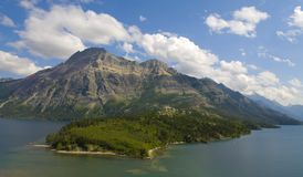 Waterton Lakes Royalty Free Stock Photos