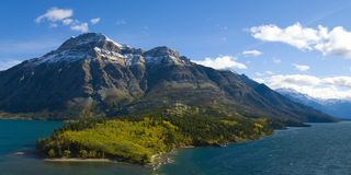 Waterton Lakes Stock Photos
