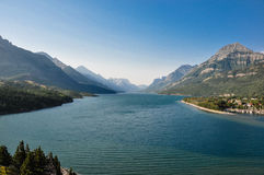 Waterton National Park, Alberta, Canada Stock Photo