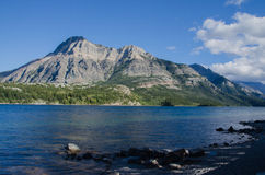 Waterton National Park Stock Photography