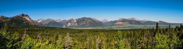 Waterton National Park Royalty Free Stock Images
