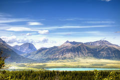 Waterton Park Stock Image