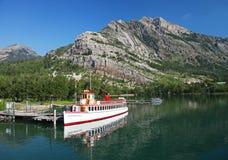 Watertonmeren in Canada Royalty-vrije Stock Foto