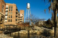 Watertoren Stock Foto's