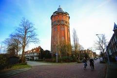 Watertoren Groningen Stock Photos