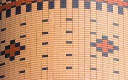 Watertoren in Mittweida, Duitsland Stock Foto