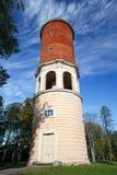 Watertower in Kemeri, Latvia Royalty Free Stock Photography