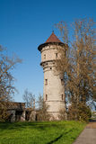 Watertower in Riga Royalty Free Stock Image