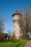 Watertower w Ryskim Obraz Royalty Free