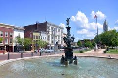 Watertown, κράτος της Νέας Υόρκης, ΗΠΑ Στοκ φωτογραφία με δικαίωμα ελεύθερης χρήσης