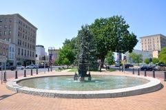 Watertown, штат Нью-Йорк, США Стоковая Фотография RF