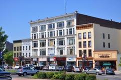 Watertown, de Staat van New York, de V.S. Royalty-vrije Stock Foto