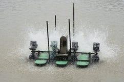 Waterturbine. Stock Fotografie