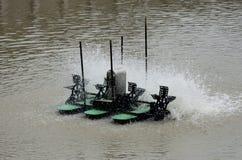 Waterturbine. Royalty-vrije Stock Foto's