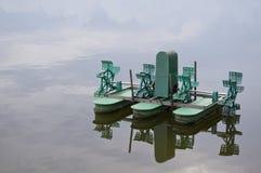 Waterturbine Royalty-vrije Stock Foto
