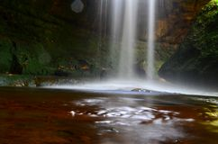 Waterval Royalty-vrije Stock Foto