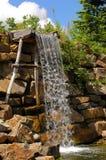 Waterval. royalty-vrije stock foto's