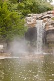 Waterval 2042 Stock Foto's