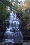 Waterval benton 6 royalty-vrije stock afbeeldingen