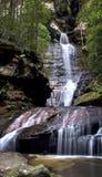Waterval in bergen Royalty-vrije Stock Afbeelding