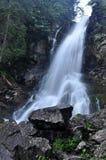 Waterval in bergen Rohace Stock Afbeeldingen
