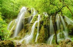 Waterval Beusnita Royalty-vrije Stock Fotografie