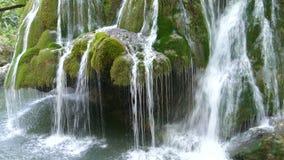 Waterval Bigar, Roemenië 1 stock footage
