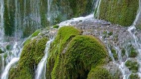 Waterval Bigar, Roemenië 2 stock videobeelden