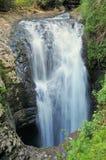 Waterval bij Natuurlijke Brug, Australië Stock Fotografie