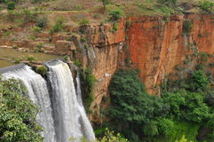 Waterval Bover waterfall Royalty Free Stock Image