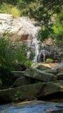 Waterval in de stad Royalty-vrije Stock Foto's