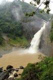 Waterval Duhinda Royalty-vrije Stock Afbeeldingen