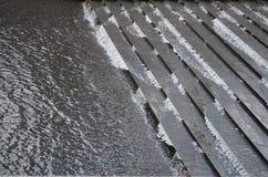 Waterval in een ondernemingsklimaat Royalty-vrije Stock Fotografie