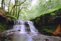 Waterval in Engeland Royalty-vrije Stock Afbeelding