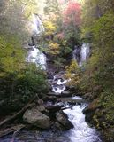 Waterval in fall3 Stock Foto