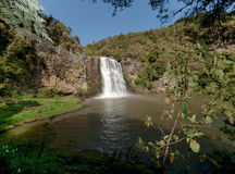 Waterval in Hunua Royalty-vrije Stock Foto's